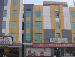 Top-3 hotels in the center of Shamshabad