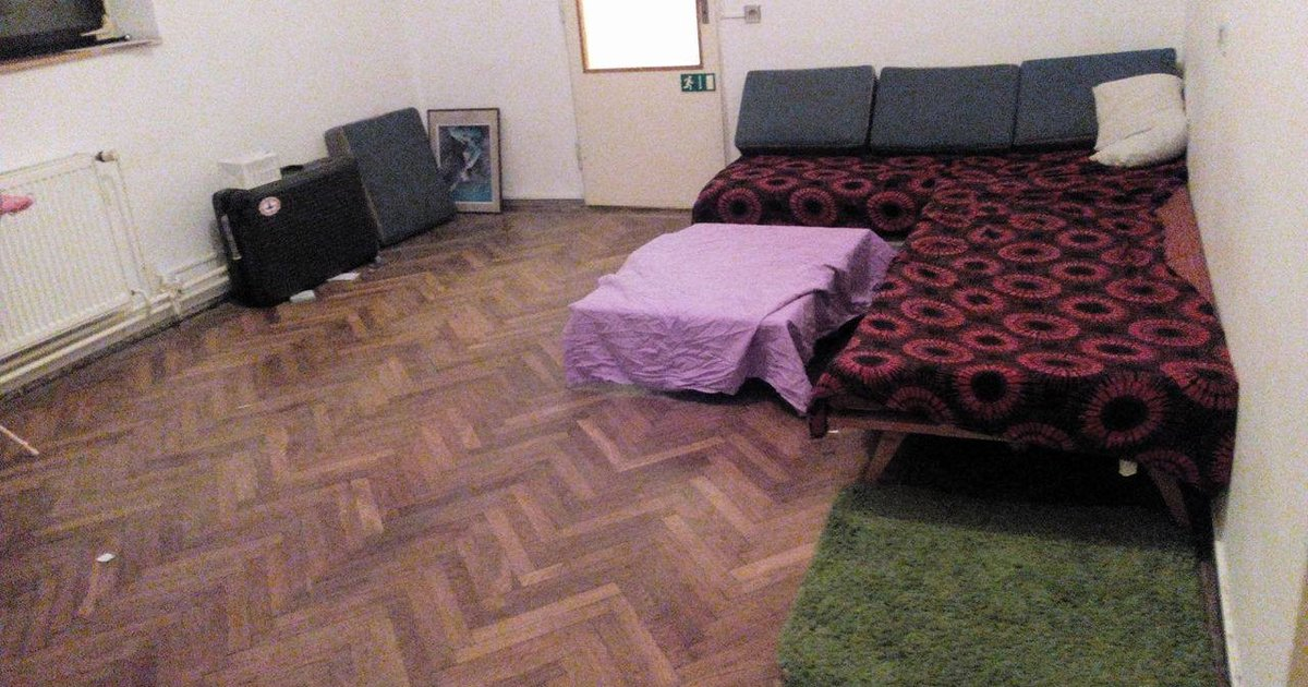 Room in center of Ostrava
