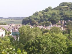 Pets-friendly hotels in Laugharne