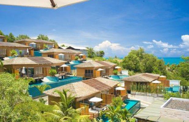 фото Over Water Villa by KC Resort 53710742