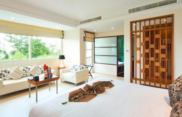 фото Over Water Villa by KC Resort 53710762