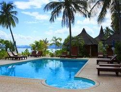 Koh Muk hotels with swimming pool