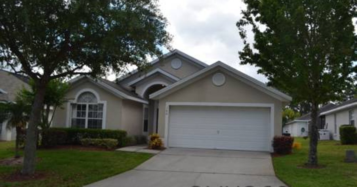 Florida Pines Four Bedroom 66FG