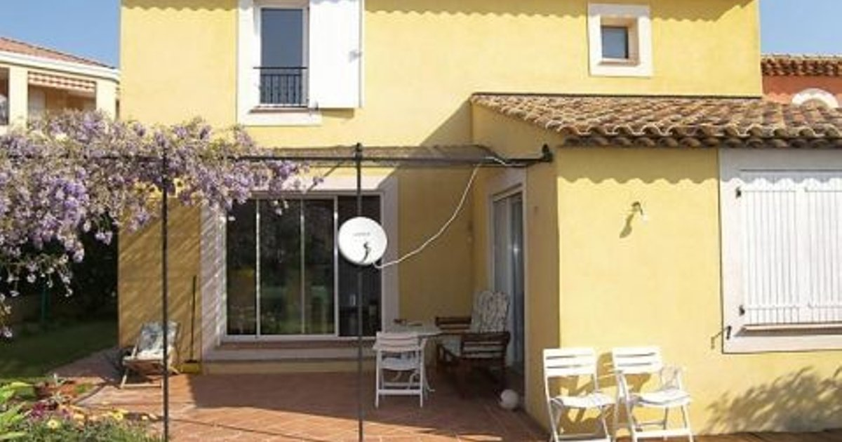 Rental Villa Clos St Jean - Hyeres, 2 Bedrooms, 6 Persons