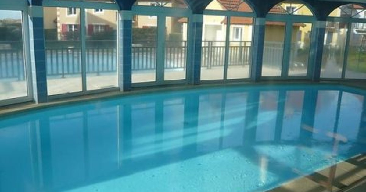 2 Bedroom Apartment in Cabourg