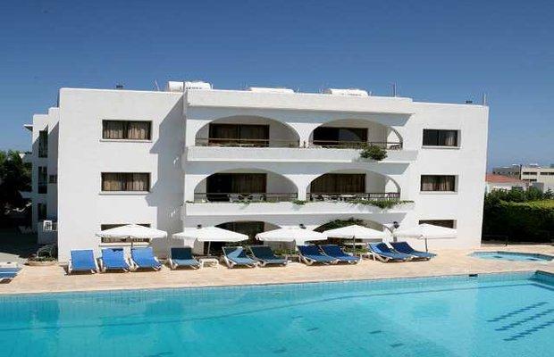 фото Stephanos Hotel Apartments 542790572