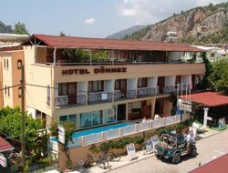 Top-10 hotels in the center of Dalyan