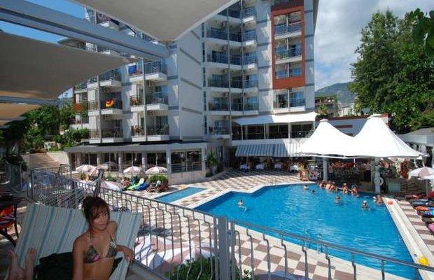 фото Grand Okan Hotel 542809859