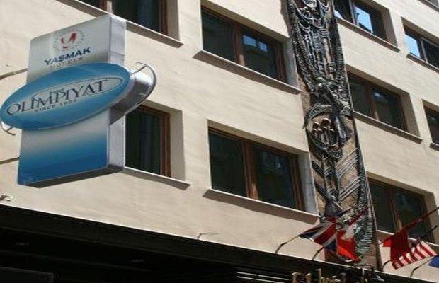 фото Hotel Olimpiyat 542811322
