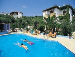 Megali Ammos Beach hotels with swimming pool