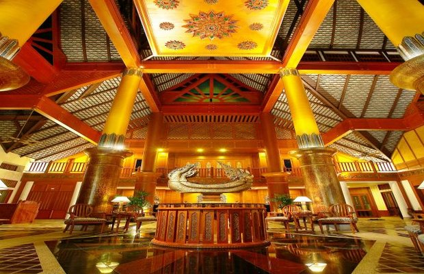 фото Krabi Thai Village Resort 542827365