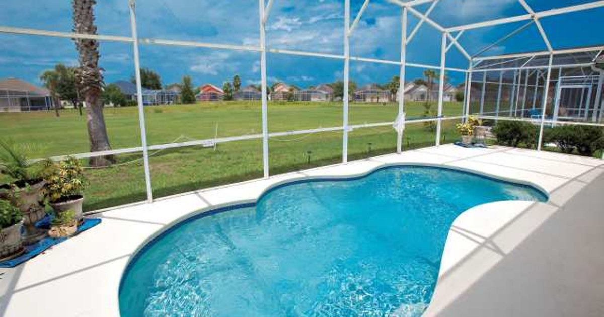 Disney Area Value Homes with Pool