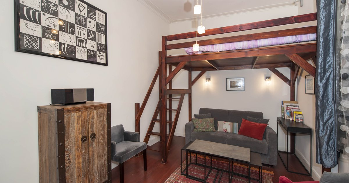 Anjou St Louis apartment Paris