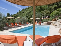 Grasse hotels with swimming pool