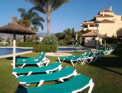 Nueva Andalucia hotels with sea view