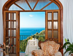 Positano hotels with sea view