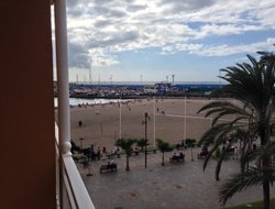Los Cristianos hotels with sea view