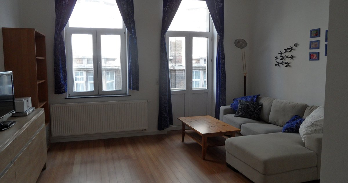 Apartment Tour & Taxis 1