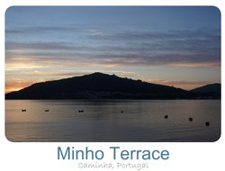 Caminha hotels with sea view
