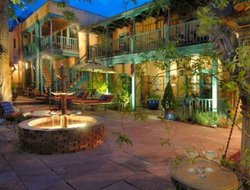 Top-10 hotels in the center of Santa Fe