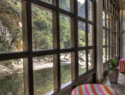 Peru hotels with river view