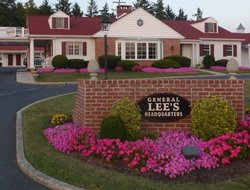 Gettysburg hotels with restaurants