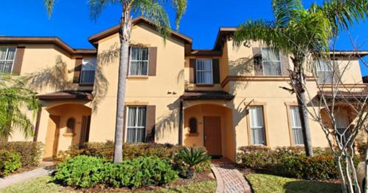 Regal Palms Four-Bedroom townHouse 716