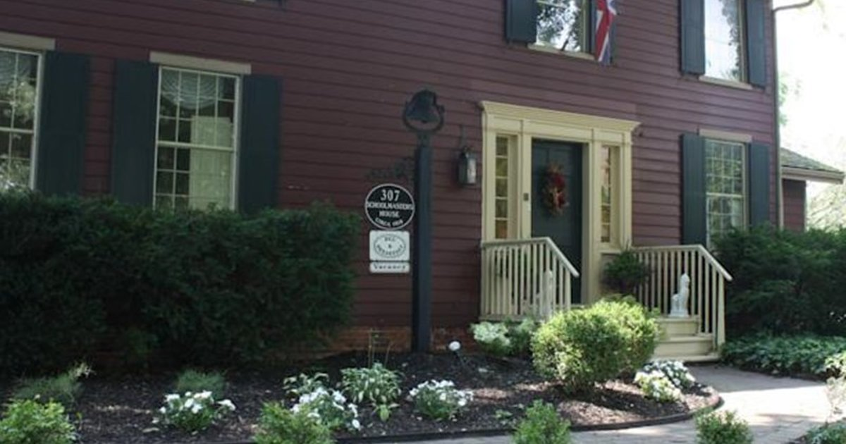 Schoolmaster's House Bed & Breakfast