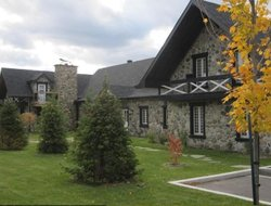 Top-4 hotels in the center of Magog