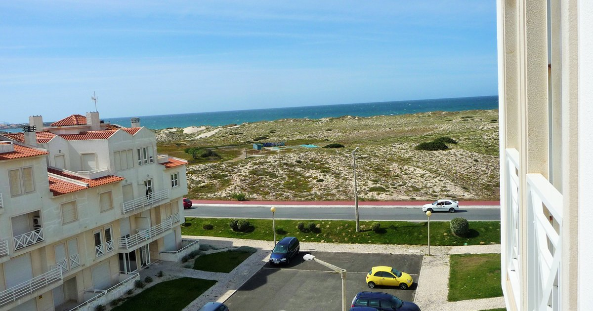Baleal Beach View