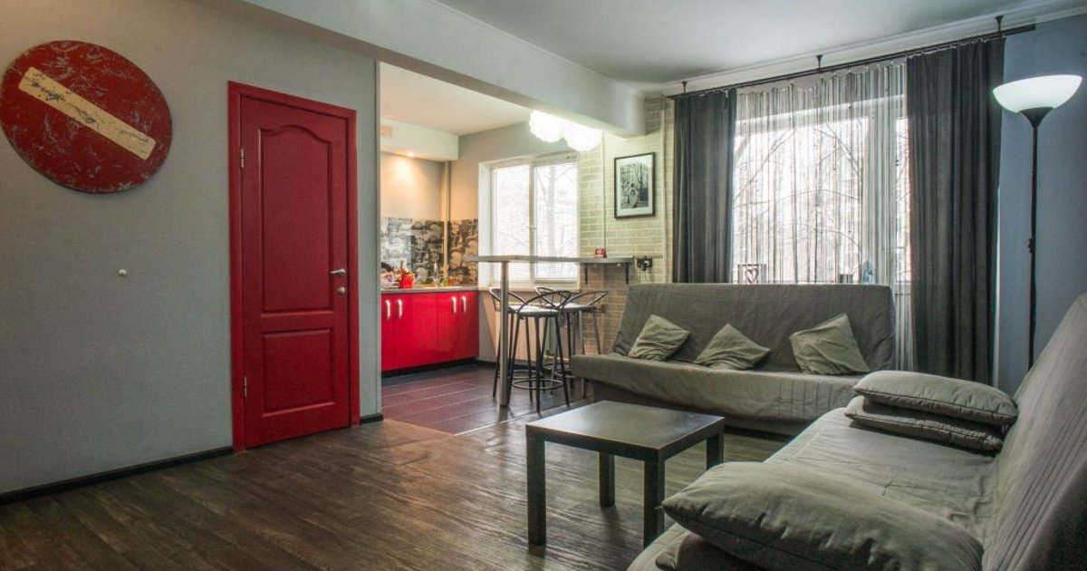 Loft78 Red Doors Apartment