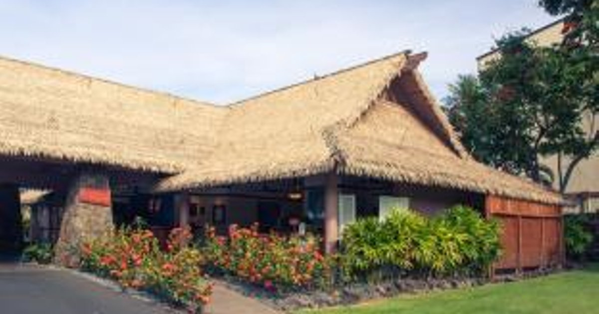 The Kona Hawaiian Resort