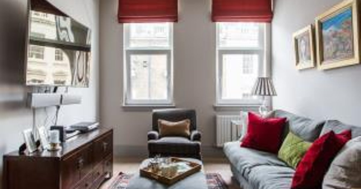 Kew - The Quadrant Apartment - onefinestay