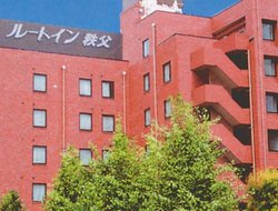 Top-3 hotels in the center of Chichibu