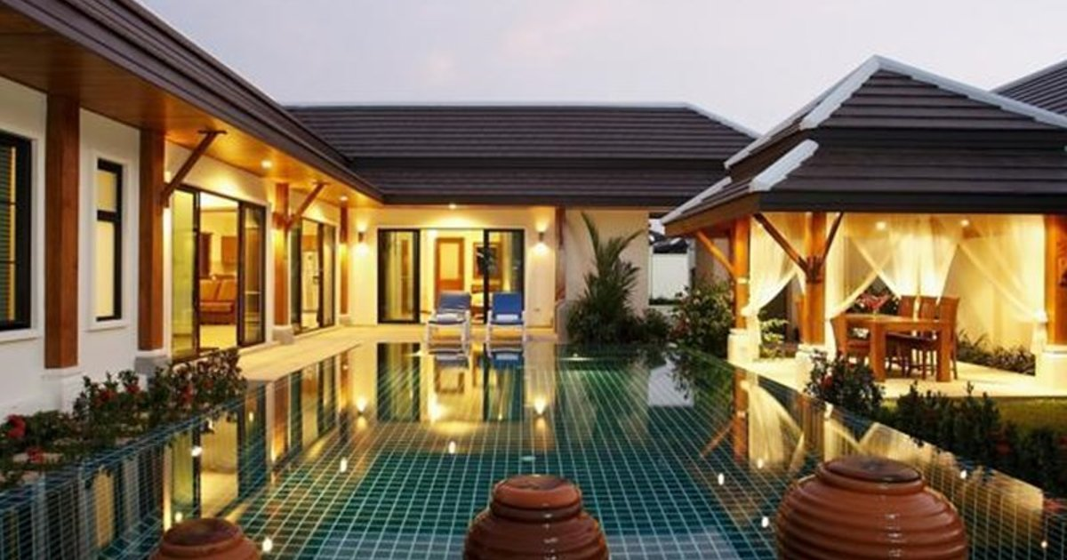 Byg Private Pool Villa @ Rawai Beach