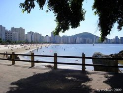 Pets-friendly hotels in Praia Grande