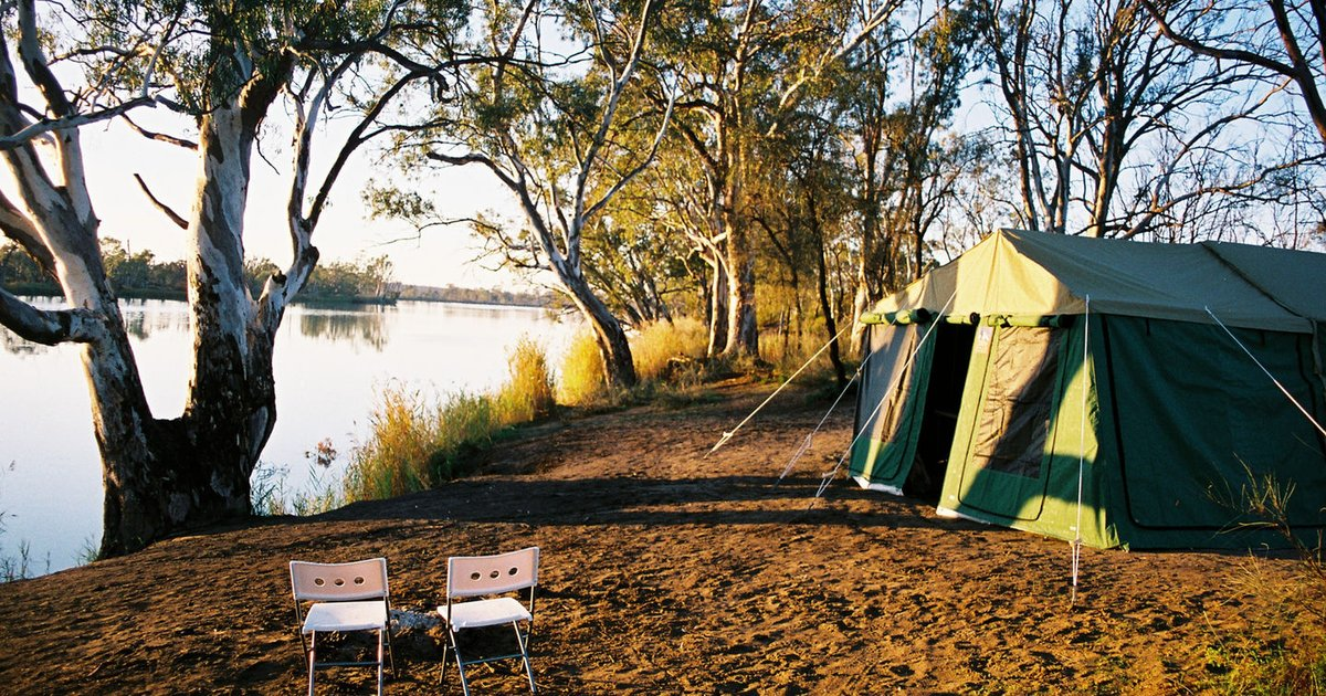 Glamping in South Australia