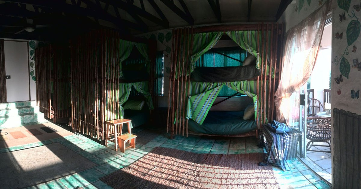 #6 Treehouse Room @ Aweh Africa