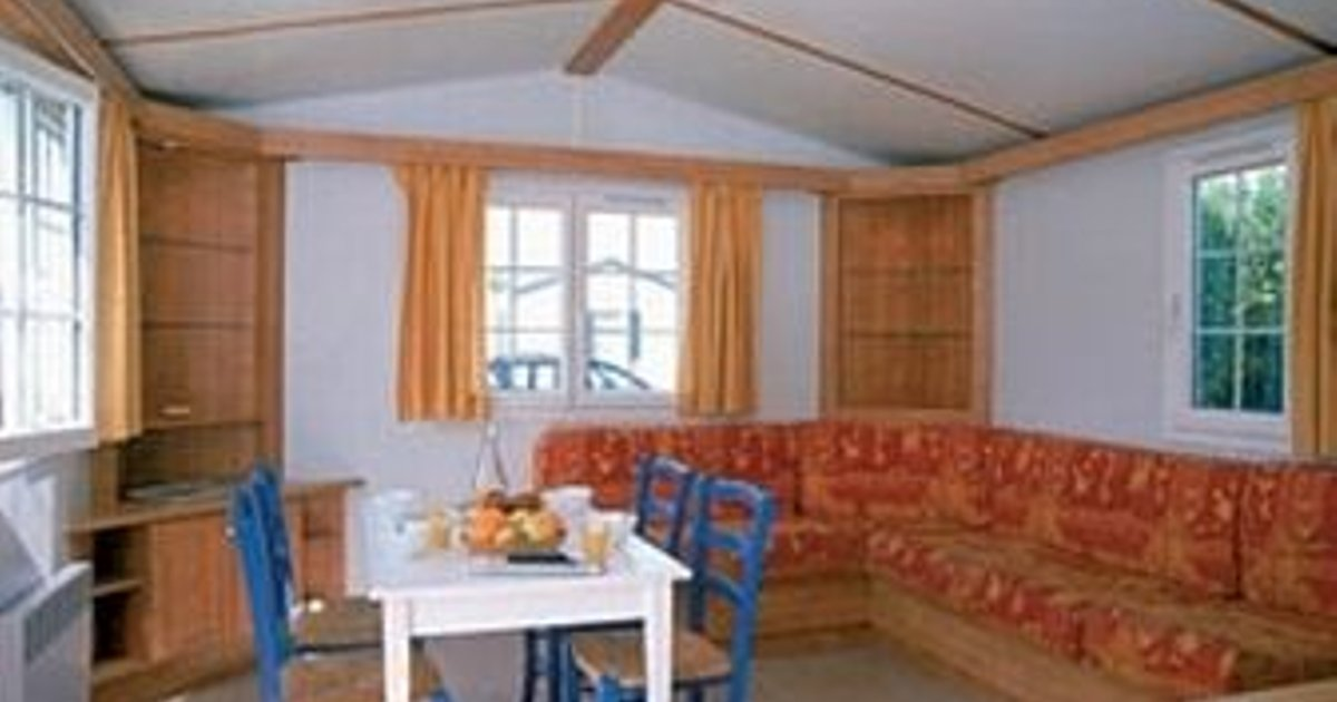 Domaine de Plein Air Saint Martin -1 Bedroom House in Jard sur Mer