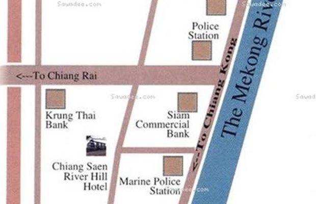 фото Chiang Saen River Hill Hotel 5797583