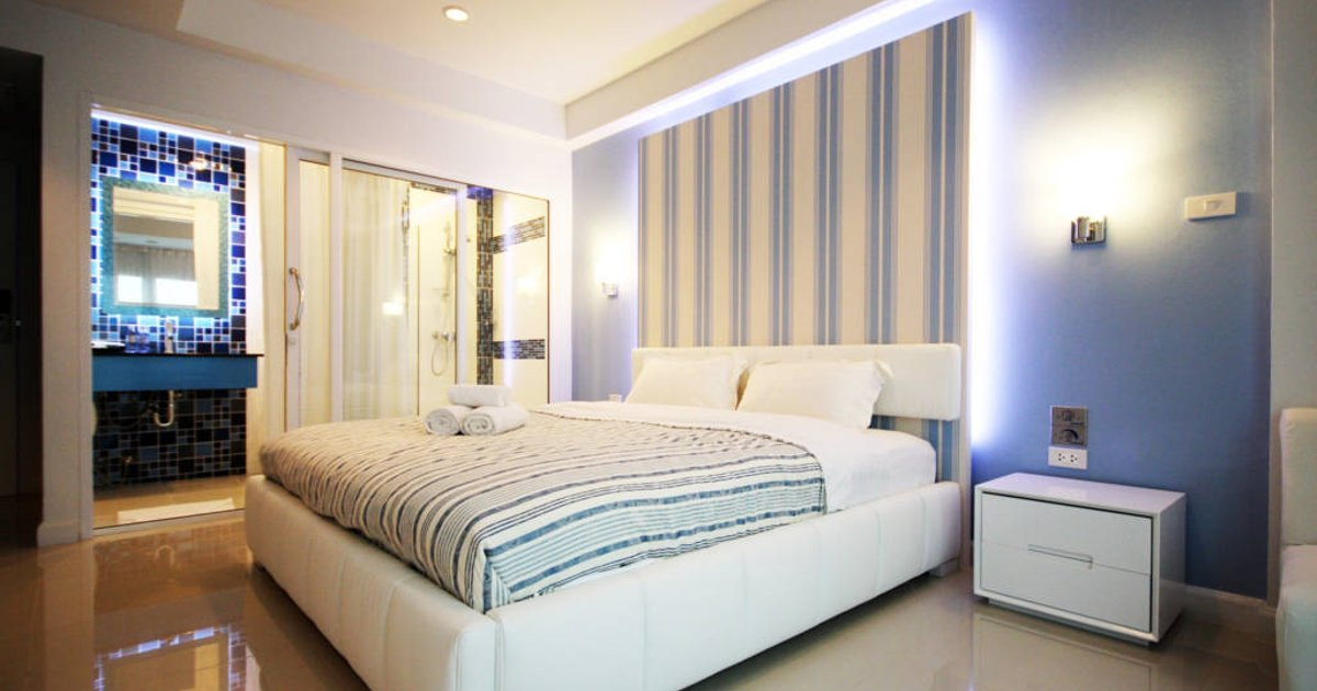 Modern Room ACCESS INN PATTAYA 2Per