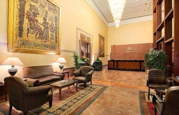 фото Hilton Cairo World Trade Centre Residence 587352808