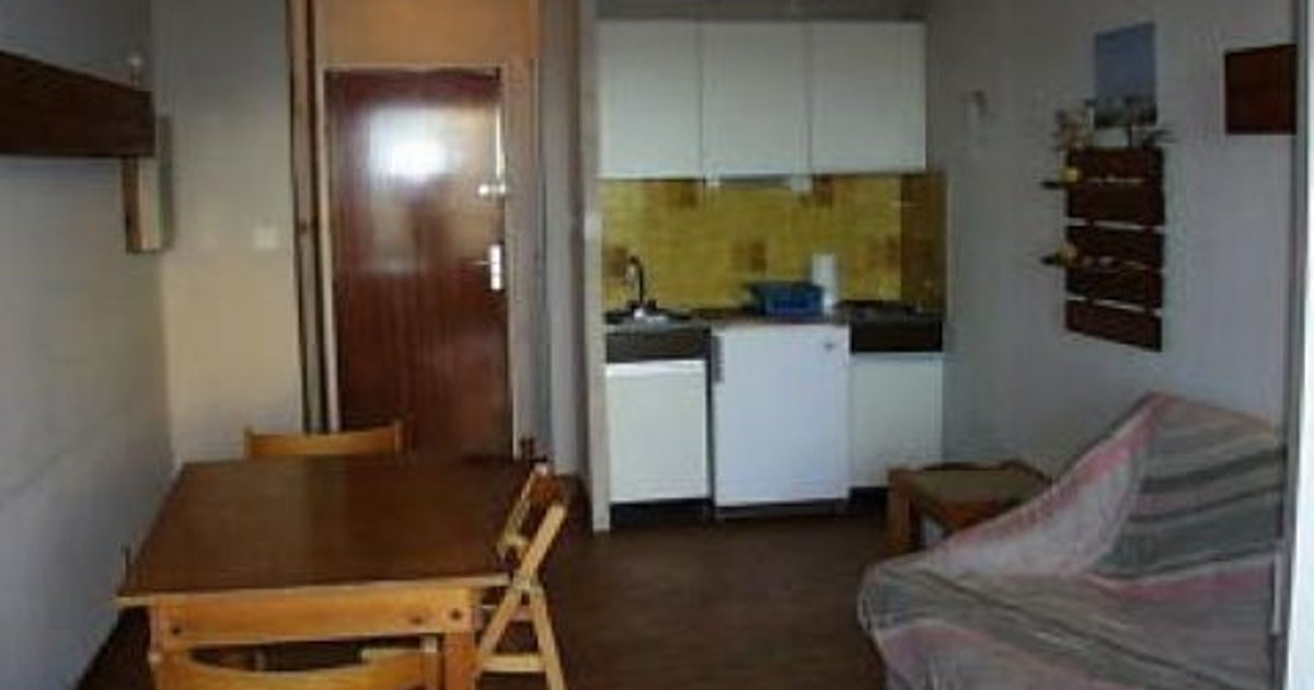Rental Apartment Iones - Port Barcares, Studio Flat, 4 Persons