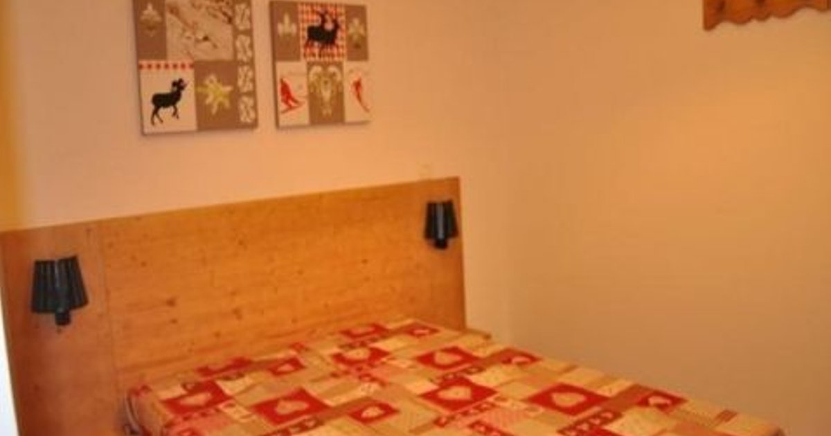 Rental Apartment Les Fermes De L'archaz - Valloire, 2 Bedrooms, 6 Persons