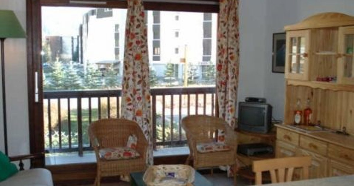 Rental Apartment Hameau Du Bez - Serre Chevalier, 2 Bedrooms, 6 Persons