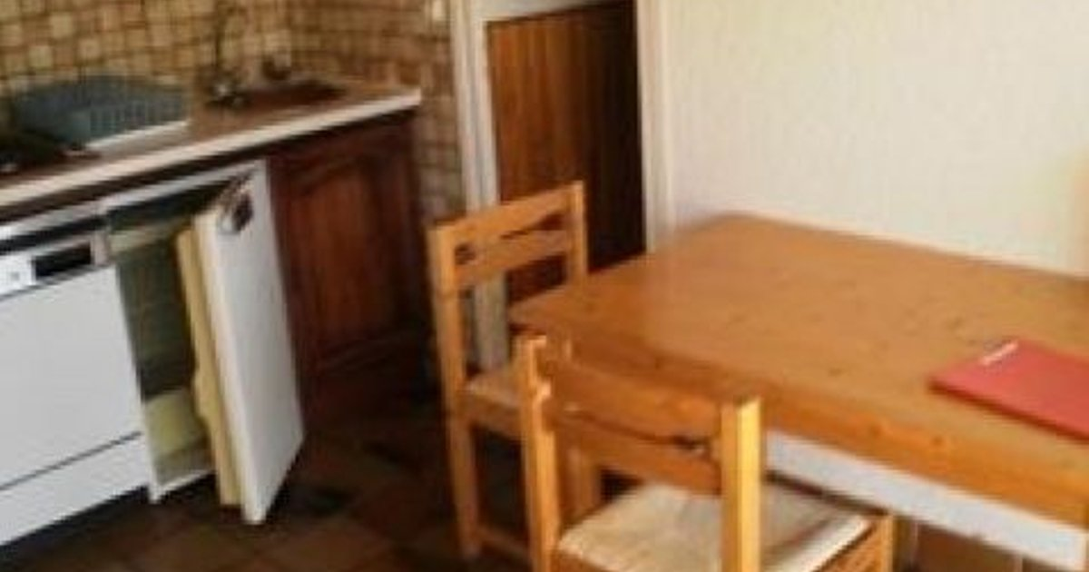 Rental Apartment ANCOLIES - Venosc, studio flat, 4 persons