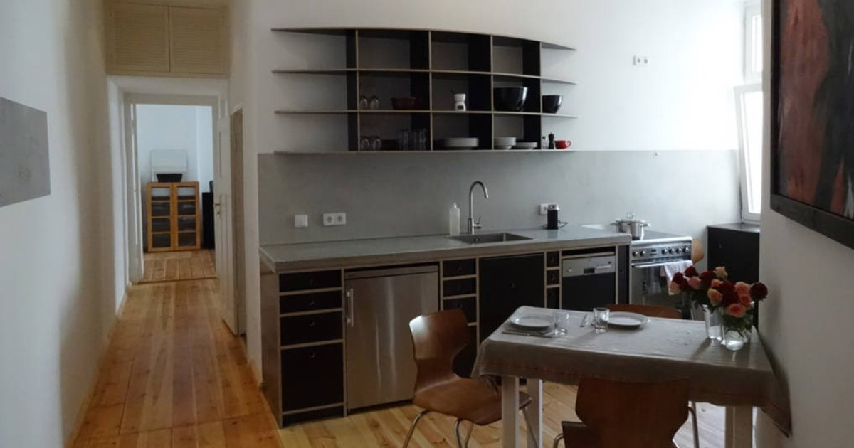Nice Apartment in Prenzlauer Berg.
