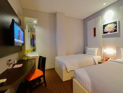 Top-10 hotels in the center of Jakarta