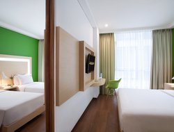 Top-4 hotels in the center of Pandan