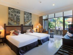 Nusa Dua hotels with lake view
